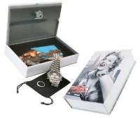 Jual Safety Box / Safe Book / Brankas Pengaman Bentuk Buku Murah