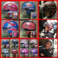 Jual helm retro anak Murah