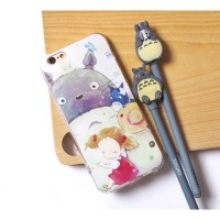 Jual SH137 -Totoro case for iphone  6+/6s+ 7 7+ Murah