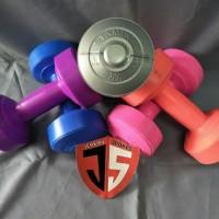 Barbel Dumbel Fitness 1 Kg