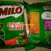 Jual MILO Energy Cube 100 Cubes (GROSIR !!!!!!) Murah