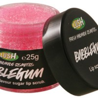 Jual Lush Lip Scrub ~ Sugar Plum Fairy , Bubblegum, Popcorn Murah