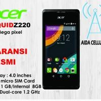 HP MURAH Acer Liquid Z220 GARANSI RESMI