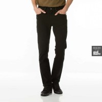 ORIGINAL Levis Commuter 511 Slim Fit Jeans Black 4X Cm