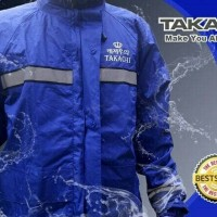 Jual Jas Hujan Karet Terlaris Merk Takachi ORIGINAL Murah