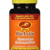 Amazon Best Nutrex Hawaii BioAstin Hawaiian Astaxanthin 12mg Import