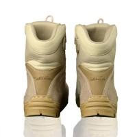 """Sepatu Delta Tactical cordura 8""""inc - Tan, 42"""