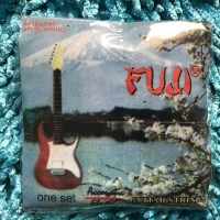 Jual Senar Gitar Fuji Murah