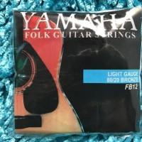Jual Senar Gitar Yamaha 80/20 Bronze FB12 Murah