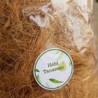 ijuk fiber cocopeat /sabut kelapa hobi tanaman