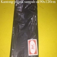 @6pc kantong plastik kresek polibag polybag trash bag SAMPAH 90x120CM