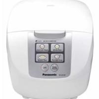 Panasonic SR-DF181WSR Rice Cooker 4 in 1 Digital Fuzzy Logic 1.8 Liter
