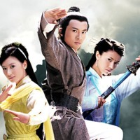 HEAVENLY SWORD AND DRAGON SABRE 2003, TO LIONG TO = 5 DVD