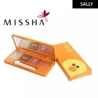 Jual Missha Eye Color Studio Mini Line Friends Sally Eye Shadow Murah