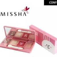 Jual Missha Eye Color Studio Mini Line Friends Cony - Eye Shadow Murah