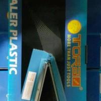 Tora Mesin Press Plastik 30 cm Body PVC  Impulse Seale PROMO T37 N0199