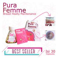 HOT !! PEMBESAR / PENGENCANG PAYUDARA PURA FEMME