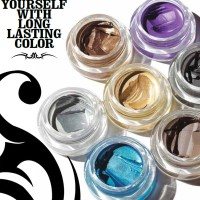 Maybelline Eye Shadow Color Tattoo 24 Hour Too Cool (Putih)