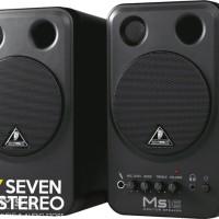 Speaker Monitor Behringer Ms16 / 16 Watt Berkualitas