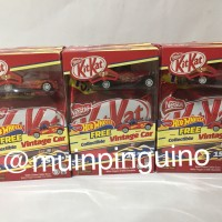 Jual Kit Kat Special Hot Wheel Edition Murah