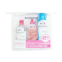 Jual Bioderma Sensibio Double Cleansing & Refreshing Kit Murah