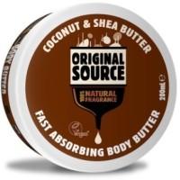 ORIGINAL SOURCE Body Butter Coconut & Shea Butter 200 ml