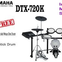 Drum Elektrik YAMAHA DTX720 / DTX720K / DTX 720 / DTX 720K penerus 700