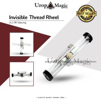 Invisible Thread Reel / Itr Tabung Medium (Alat Sulap)