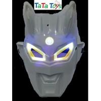 Topeng Ultraman Zero dengan Lampu LED - Ultraman Zero Mask