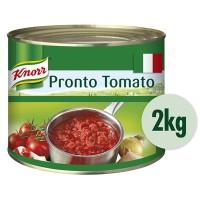 KNORR TOMATO PRONTO 2 KG KNORR SAUS TOMAT 2KG