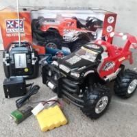 rc car jeep big foot ( mobil remote control, cars remot kontrol )