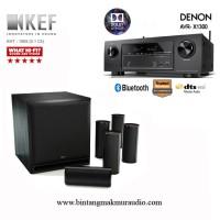 KEF KHT1505 + Denon AVR X1300 Paket Hometheater Speaker