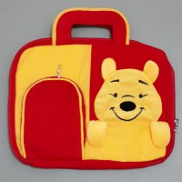 "WP02 Tas Laptop Bulu Note book Notebook 14 "" in Inch Winnie The Pooh"