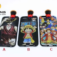 JELLY 3D GAMBAR ONE PIECE LUFFY OPPO A39/A57