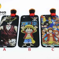 JELLY 3D GAMBAR ONE PIECE LUFFY OPPO F3