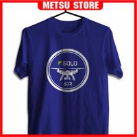 Kaos Distro / Kaos Drone Solo 3DR #2 Biru Benhur Metsu Store