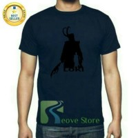 Kaos T-Shirt Loki Distro Keren - Reove Store HOT SALE PRODUCT