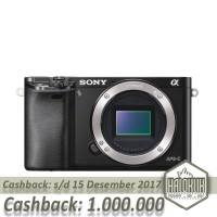 CASHBACK Sony A6000 BO Body Only