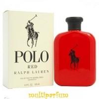 Ralph Lauren Polo Red for Men EDT 125ml Tester