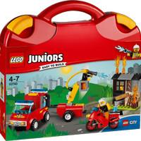 Jual Lego City Junior Suitcase 10740 Original  Murah