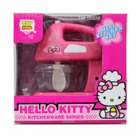 Mainan Anak Perempuan - Hello Kitty Kitchenware Series Blender Pink