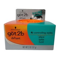 Schwarzkopf got2b Defiant Shine Pomade Made in USA Ready Gojek