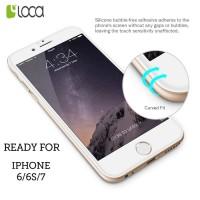 Jual Loca iPhone 7 Tempered Glass Fullscreen / White Murah