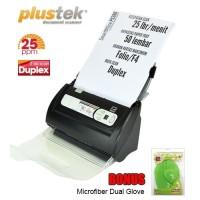 Plustek Smartoffice Ps286 Plus Scanner Computer Komputer Otomatis Adf