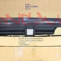 Add On bemper belakang Mugen RR for Civic FD (single Muffler) - Impor