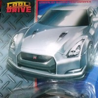 Nissan GTR Tomica Cool Drive Silver