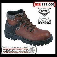 Jual Sepatu Boots Safety Kulit Sepatu Boots Outdoor Sepatu Cibaduyut Murah