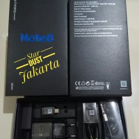 Fullset Dus box samsung galaxy note 8