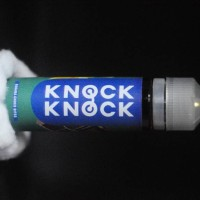 Knock knock banana coklat 60ml liquid