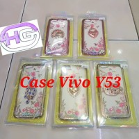 CASE GAMBAR HP VIVO Y53 CASING GAMBAR PLUS I-RING